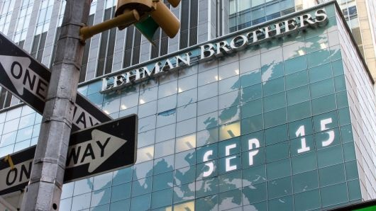 FIVE YEARS AFTER LEHMAN'S COLLAPSE